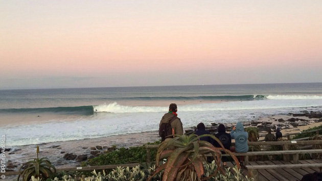 Road trip de deux semaines pour sillonner la côte sud africaines de Jeffreys Bay à Durban