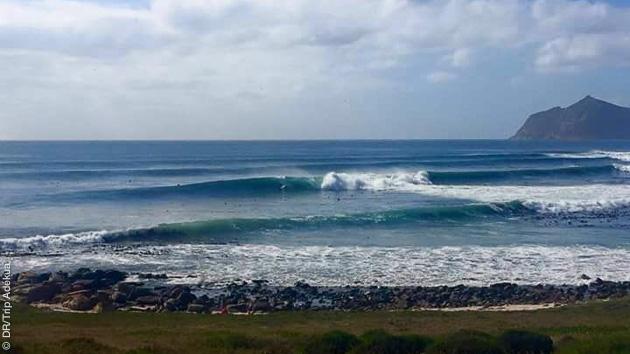 Surfez sur des vagues magiques en Afrique du Sud