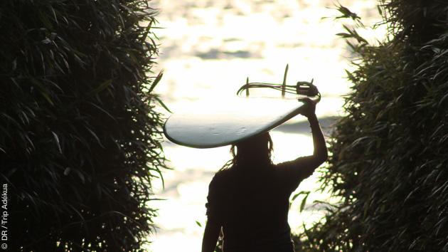 Séjour surf à Guéthary avec guide et transports sur les meilleurs spots