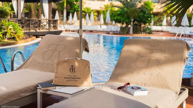 Votre séjour surf en hôtel 5 étoiles grand luxe à Fuerte