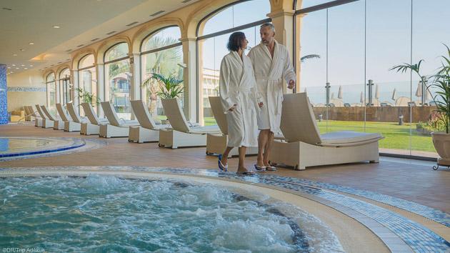 Profitez de tous les services grand luxe de votre hôtel 5 étoiles