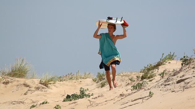Profitez des cours avec nos moniteurs diplômés pour progresser en surf