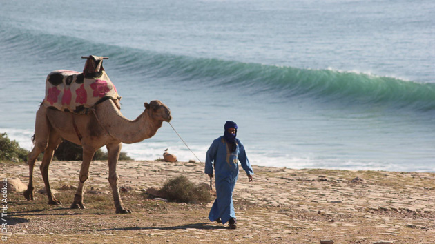 vague magique au maroc