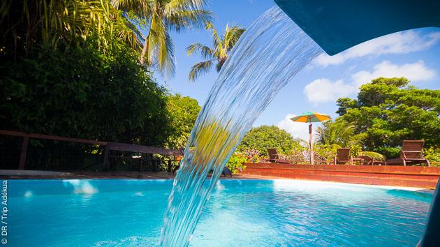 surfcamp avec piscine à Tibau près de Pipa