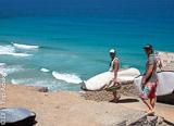 Votre séjour surf et vos surf trips sur les meilleurs spots du North shore dans les environs de Corralejo - voyages adékua