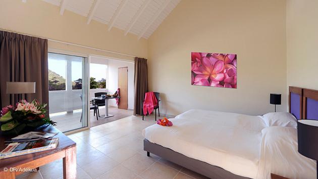 studio en maison d'hôte à Saint Martin pour vos vacances surf