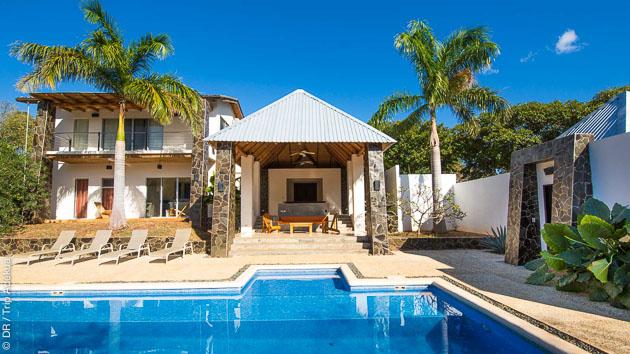 Villa de luxe au Costa Rica pour un coaching surf et bien être