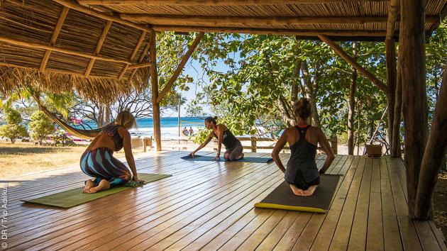 Détente et bien être entre les sessions de surf pour ce séjour au Costa Rica