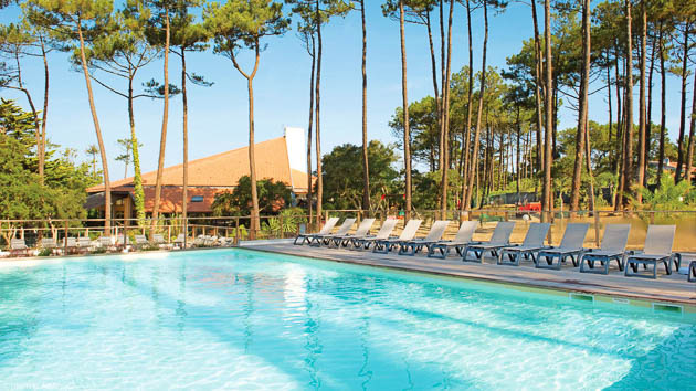 Votre hébergement avec piscine à Seignosse dans les Landes