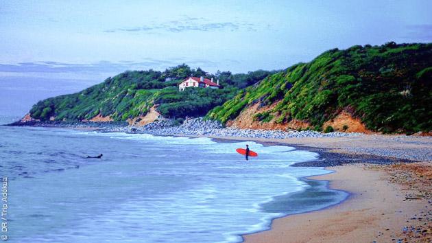 Perfectionnez votre technique surf au Pays Basque, le temps d'un long week end en amoureux