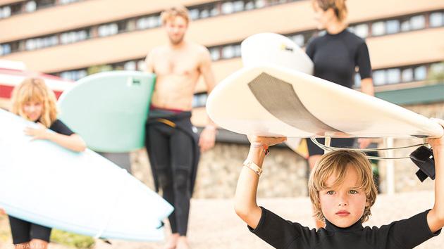 Un séjour surf parfait à Biarritz Anglet