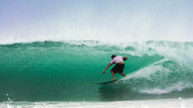Tuber au Nicaragua, c'est plus facile avec surf guide
