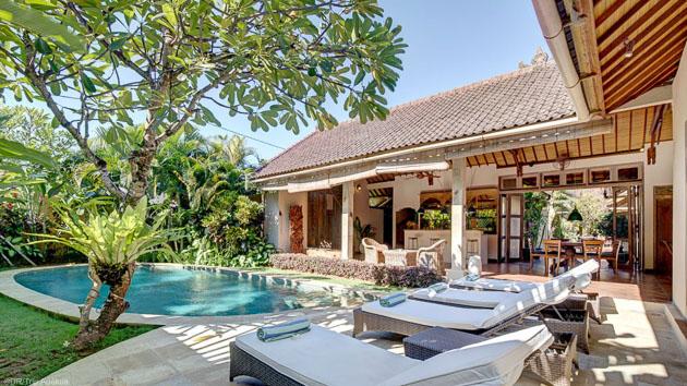 Votre hébergement en villa à Seminyak sur l'île de Bali