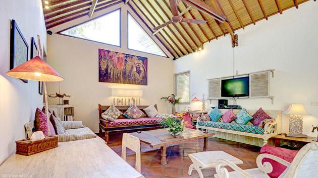 Votre hébergement tout confort en villa de luxe à Bali