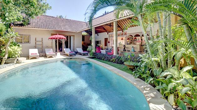 Votre séjour surf à Bali avec villa de location tout confort