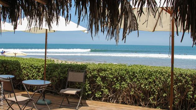 Séjour surf sur mesure avec de belles vagues selon vos envies
