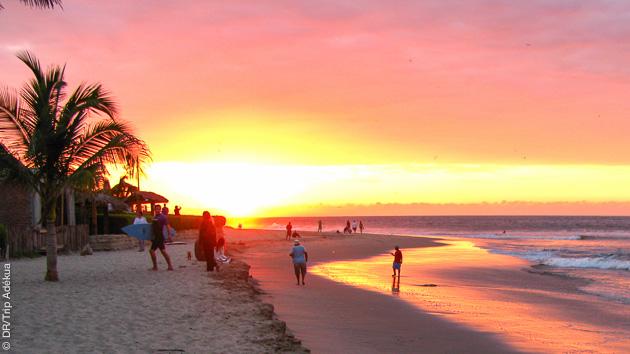 Du lever au coucher du soleil, surf et détente pour tous les niveaux dans la région de Mancora au Pérou