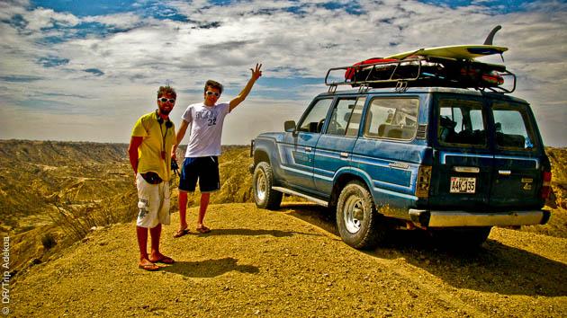 Un surf trip de rêve au Pérou