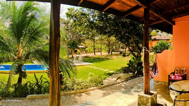 Un séjour surf, deux agents : logement en hotel et lodge, cours de surf, bien être et découverte du Costa Rica