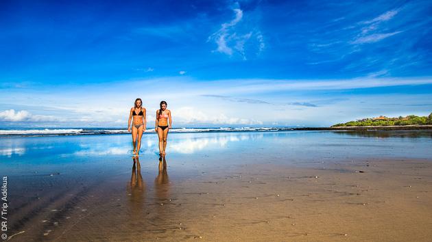 Un séjour au Costa Rica pris en charge par deux agents surf Adekua : un vrai moment de plaisir