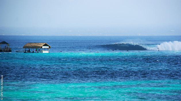 Découvrez les spots de Lembongan lors de vos cours de surf