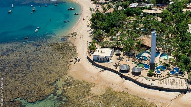 Praia do Forte, une villa, le surf de spot à 50 m : des vacances parfaites entre amis !