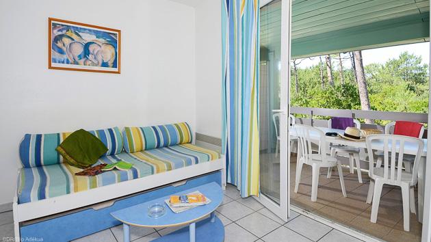 Un appartement tout confort à proximité des spots de surf des Landes