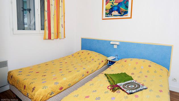 Un appartement tout confort pour 4 à 5 personnes dans les Landes