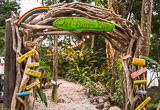 Votre hôtel près du spot de surf de Montezuma - voyages adékua
