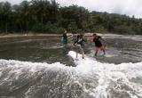 Votre spot de surf en pleine réserve naturelle du Costa Rica - voyages adékua