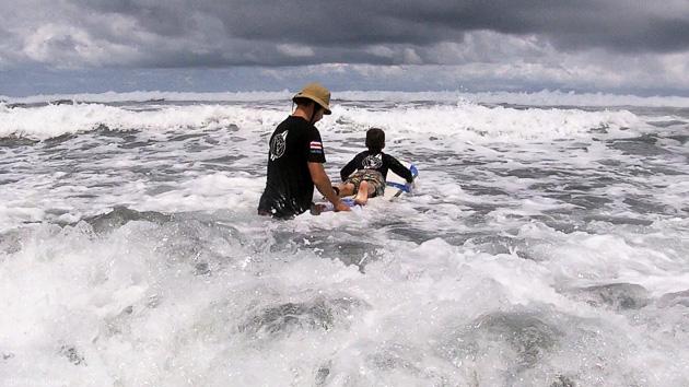 Votre spot de rêve pour progresser dans les vagues du Costa Rica