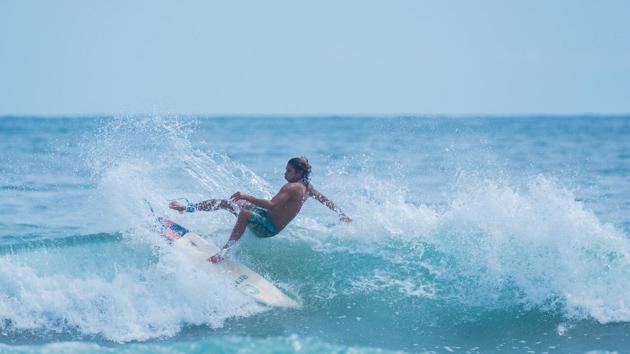 Votre séjour sur pour progresser dans les vagues du Costa Rica