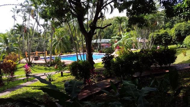 Votre hébergement tout confort face à l'Océan au Costa Rica
