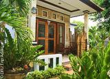 Votre hébergement, idéal en couple, tout près de la plage et des spots de surf de Lembongan - voyages adékua
