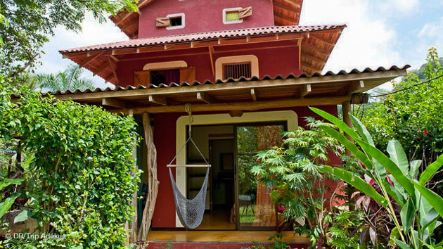 charmant petit hotel surf à Santa teresa