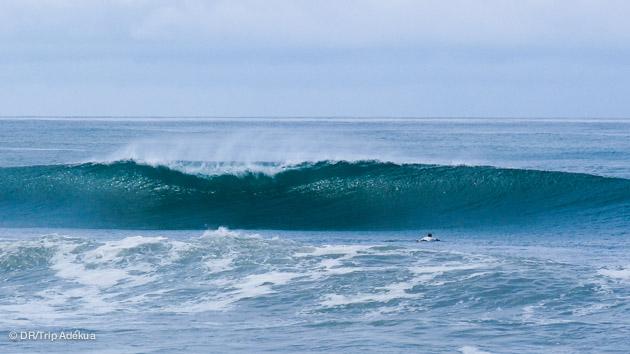 spot de surf parfait au Costa rica