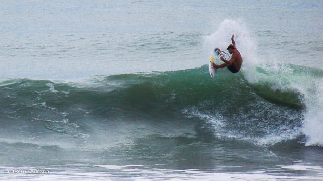 beau surf trip au Costa Rica du côté de santa teresa