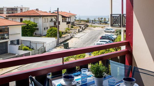 Un appartement tout confort à deux pas des plages des Landes