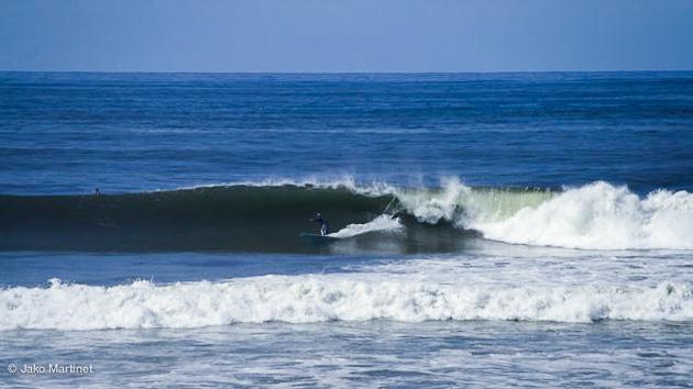 vague de surf world class au salvador
