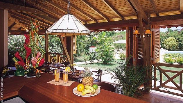 Récup vitaminée avant de surfer ou découvrir d'autres activités variées en Guadeloupe