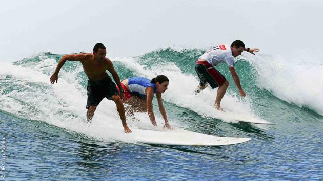 stage de surf en guadeloupe