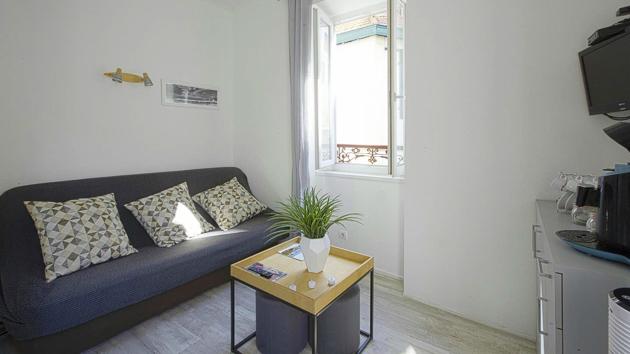 studio bien placé près des plages à Biarritz