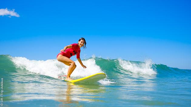 Coaching surf à réserver d'urgence pour découvrir le Costa Rica !!