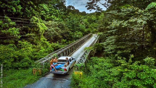 surfari au Costa Rica
