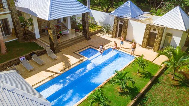 Coaching surf avec hébergement en villa de luxe : c'est parti pour le Costa Rica !!