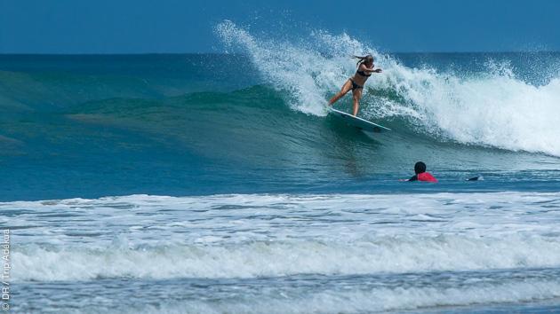 semaine de surf au costa rica