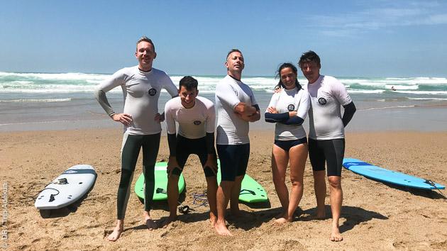 Cours de surf ou mini surf trip sur la côte Basque