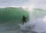 Face à votre logement, les meilleurs spots de surf de Taghazout - voyages adékua