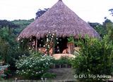 Vous logez au calme au sein de notre confortable surfcamp à Popoyo - voyages adékua