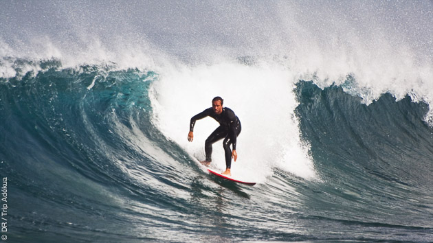 Un séjour freesurf parfait entre potes à Fuerteventura avec du matos haut de gamme inclus !